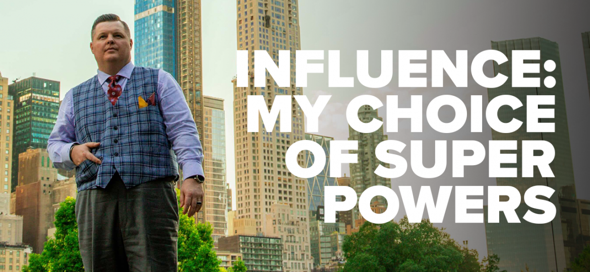 AC Blog My Five Core Business Values - Influence