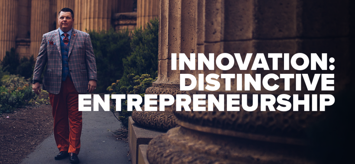 AC Blog My Five Core Business Values - Innovation