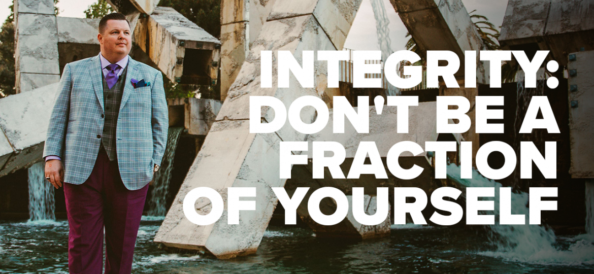 AC Blog My Five Core Business Values - Integrity
