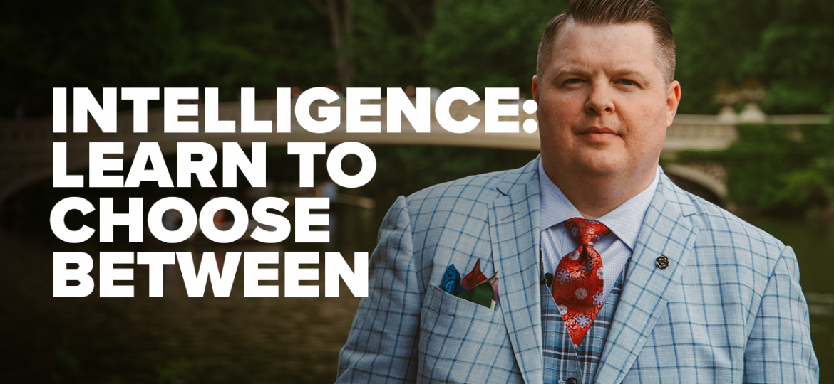 AC Blog My Five Core Business Values - Intelligence