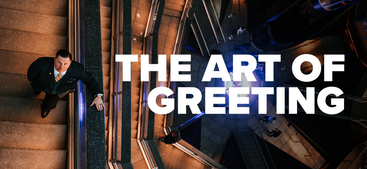 AC Blog The Art of Greeting